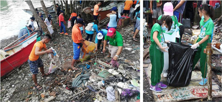 CENRO Bago spearheads Sum-ag River Cleanup